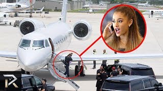10 Ridiculously Expensive Things Ariana Grande Owns