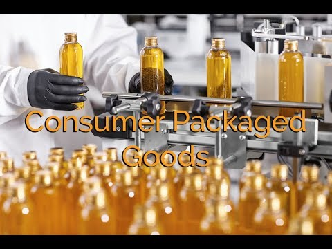 Expertise: Consumer Packaged Goods Solutions