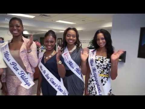 Miss Jamaica Diaspora 2015 Contestants Visit Food For The Poor