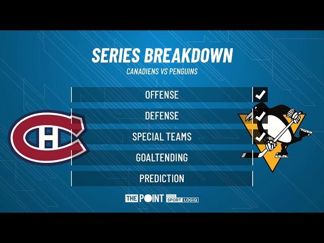 Preview: Canadiens vs Penguins - Prediction