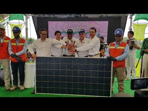 El Grupo Enel Construye El Primer Proyecto Solar De Colombia En El Cesar