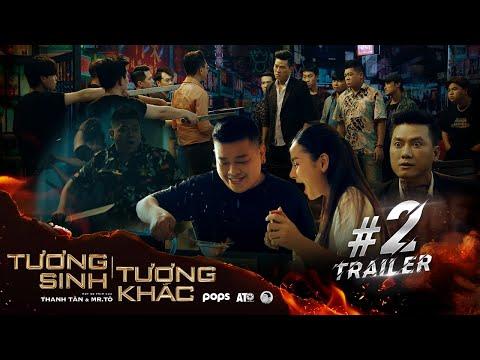 TƯƠNG SINH TƯƠNG KHẮC Tập 2 [TRAILER] - Thanh Tân, Quách Ngọc Tuyên, Hứa Minh Đạt, Trâm Anh
