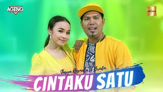 Tasya Rosmala ft Brodin Ageng Music - Cintaku Satu (Official Live Music)