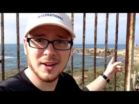 My Journey To Israel: Part 1