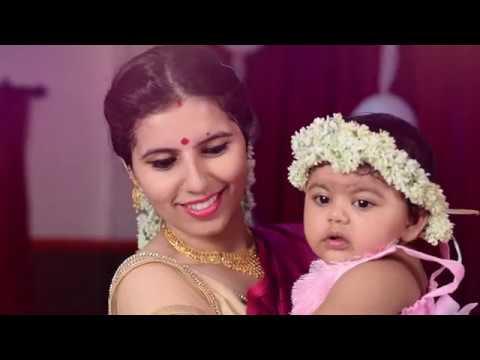 Anika Rice Ceremony    Cinematic rice ceremony (annaprashan)video