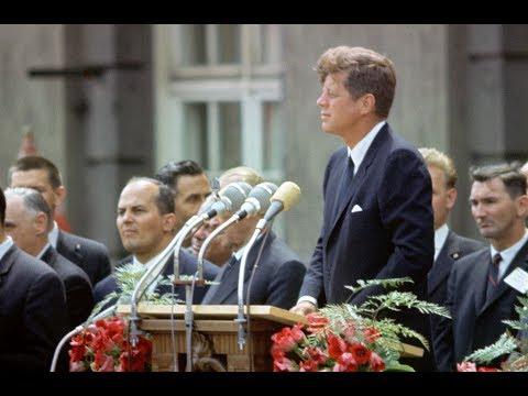 """John F. Kennedy: """"Ein Freund der Berliner"""""""