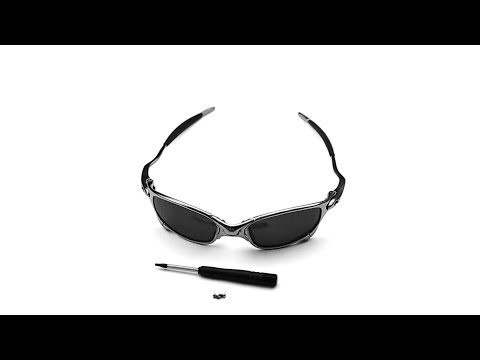 Oakley Juliet Short T6 Screw Replacement & Installation Instructions