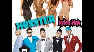 BIGBANG COVER - MONSTER (Cover by @NylonPink) featuring @ScottyTheKid MONSTER by BIGBANG
