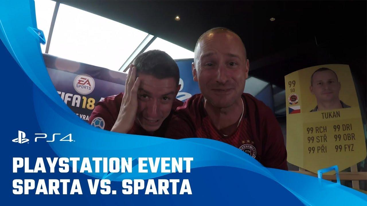 Sparta vs. Sparta | Event | PlayStation