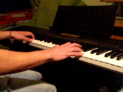 Kwabs - Walk (piano cover by Agasi Gasparyan)