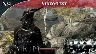 The NAYSHOW - Vidéo-Test de The Elder Scrolls V : Skyrim (PS3)