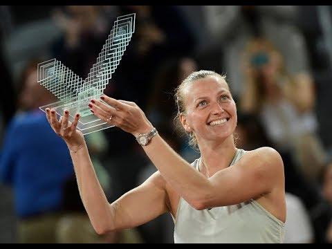 Petra Kvitova's Top 5 Moments | 2018 Mutua Madrid Open