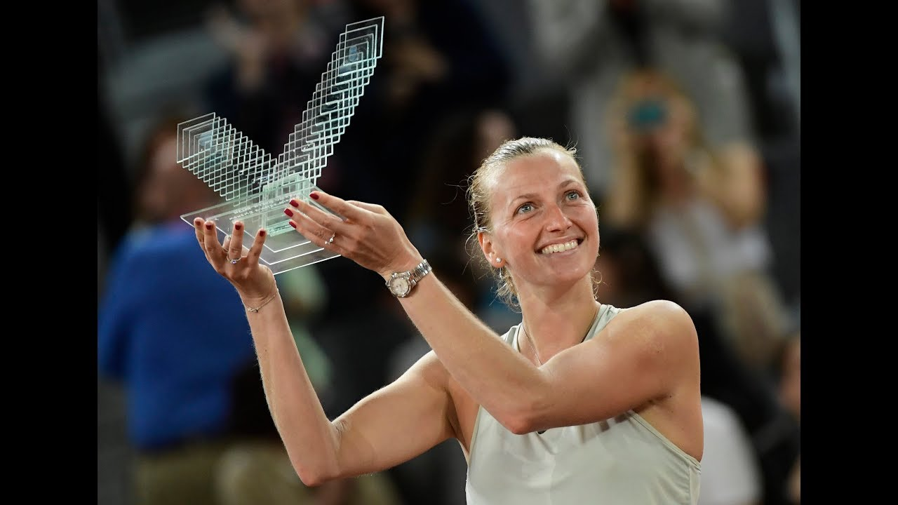 Petra Kvitova S Top 5 Moments 2018 Mutua Madrid Open