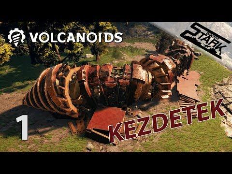 Volcanoids - 1.Rész (Megjavítjuk a fúrót / kezdetek) - Stark