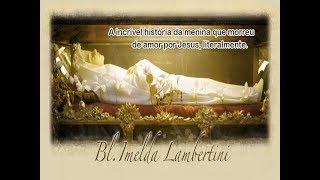 A INCRÍVEL HISTÓRIA DA MENINA QUE MORREU DE AMOR POR JESUS, LITERALMENTE