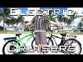 Electric Beach Cruiser eBike Battle - Prodeco Islander vs X-treme Newport Elite