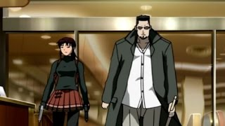 BLACK LAGOON SEASON 2 EPISODE 10-12 REVIEW - WORLD'S BEST SWORDSMAN