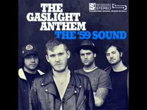 The Gaslight Anthem- Great Expectations With Lyrics