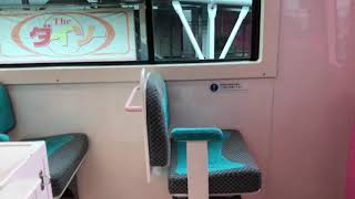 大阪メトロ南港ポートタウン線電車(ニュートラム)の内装と前面展望動画