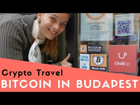 Bitcoins In Budapest - Our Visit At Anker Klub & Bitcoin ATM