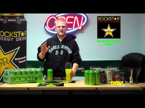 Rockstar Punched CITRUS Review- EnergTHIS