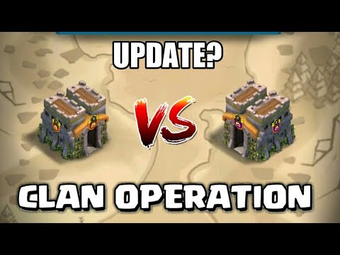 NEW GAME MODE : CLAN OPERATION | CLANS OF CLANS HUGE UPDATE CONCEPT | UPDATE IDEA