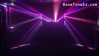 BoomTone DJ - Motion Beam Bar