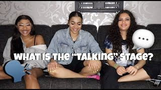 """chit chat: the """"TALKING"""" stage"""