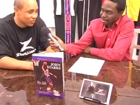 So Much to Talk About: John Starks (January 2009)-Pt. 3 of 6