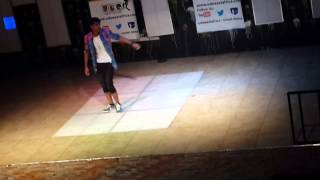 Skales-shake body and Davido Skelewu UDO Street Dance Competition