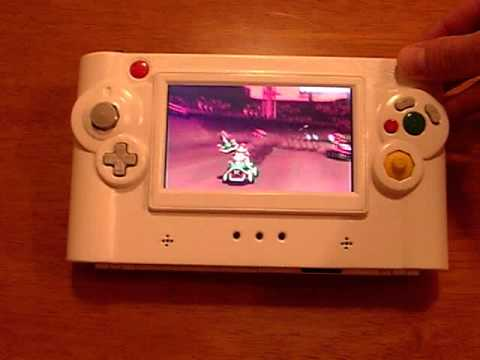 Make Your Own Portable Retro Game Console!......which Is ...