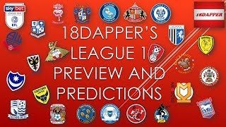 2019/20 League1 Preview and Table Prediction