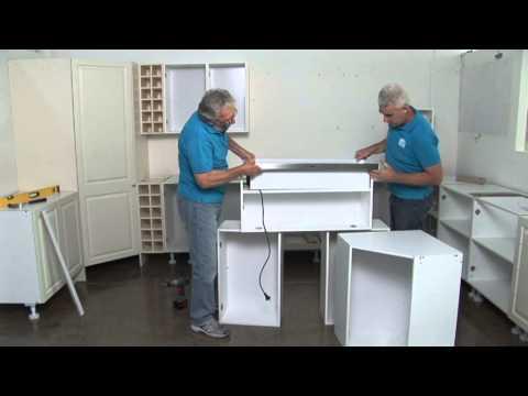 Kitchen Shack Installation Guide