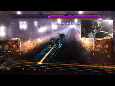 "Rocksmith 2014 - The Vapors ""Turning Japanese"" - Lead Guitar"