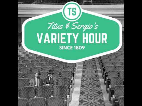 The Variety Hour: Bomber, Langer and leaked video