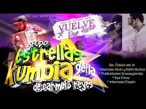 Vuelve Por Favor - Estrellas De La Kumbia 2019 [Sonido Fantasia Latina]
