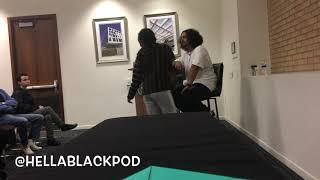 #HellaBlackPodcast Ep 28: Live Show in Los Angeles