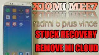 remove micloud redmi 5 plus mee7 video, remove micloud redmi