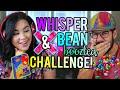 Whisper Challenge X Bean Boozled w/ my Boyfriend!