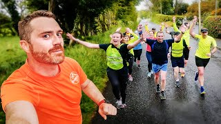 The Best Reason to JOIN A RUNNING CLUB! // Meet the Ballymena Runners