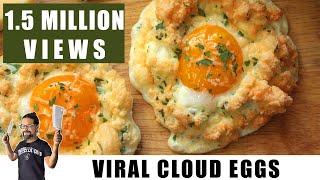 Cloud Eggs - The Latest Instagram Trend | Keto Recipes | Headbanger's Kitchen