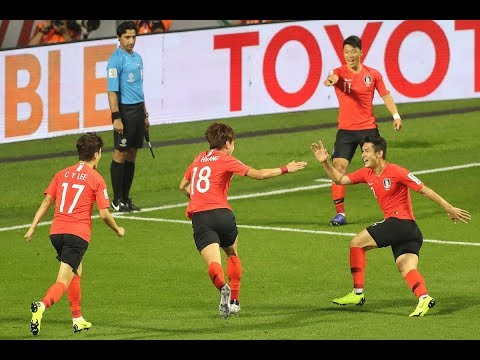Korea Republic 1-0 Philippines (AFC Asian Cup UAE 2019: Group Stage) Mp3