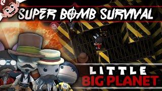 Super Bomb Survival! (little Big Planet)