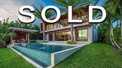 Dream Home - 9540 W Broadview Drive, Bay Harbor Islands, Miami - Listed by Nelson Gonzalez