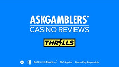 Thrills Casino Video Review | AskGamblers