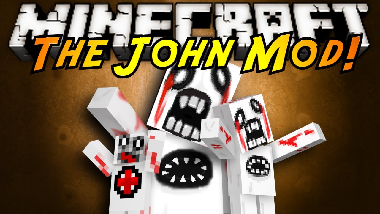 minecraft mod showcase john youtube. Black Bedroom Furniture Sets. Home Design Ideas