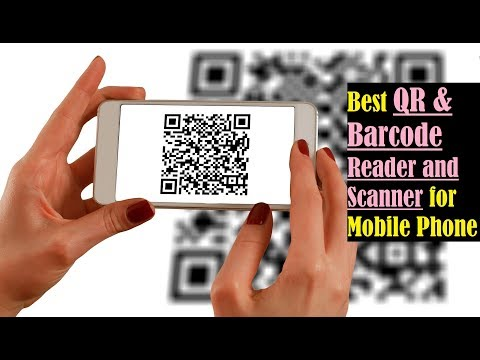 Barcode Scanner App- QR Code Reader For Android- QR And Barcode Scanner For Android - Barcode Reader