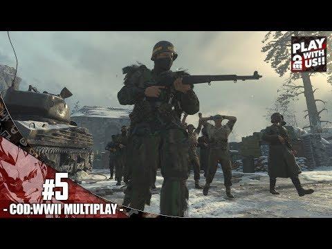 #5【FPS】弟者の「COD WW2」【2BRO.】