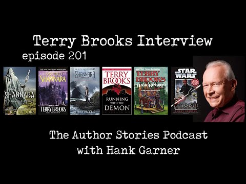 Episode 201 | Terry Brooks Interview
