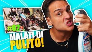 MALATI DI PULITO #2: L'EPISODIO più ASSURDO del MONDO!
